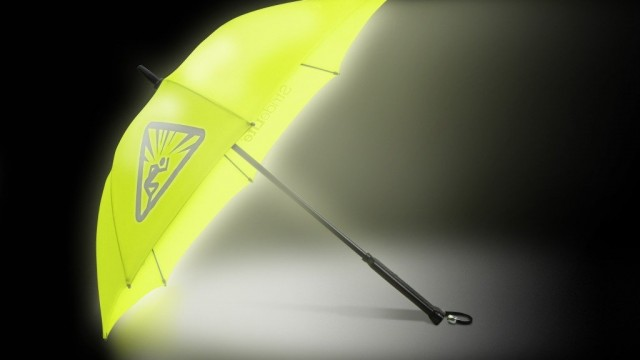 Illuminated Lightweight Umbrella
