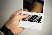 MacBook Air Compact Mirror, Cool?