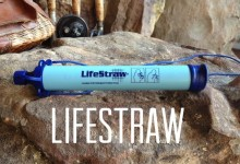 LifeStraw - water cleaner