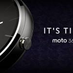 Moto 360 smartwatch 5