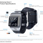 Samsung Gear 2 smartwatch 4