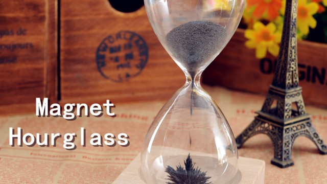 Magnet Hourglass