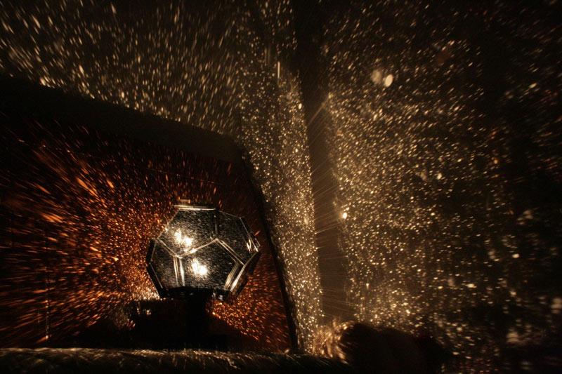 . Astro Star Lamp