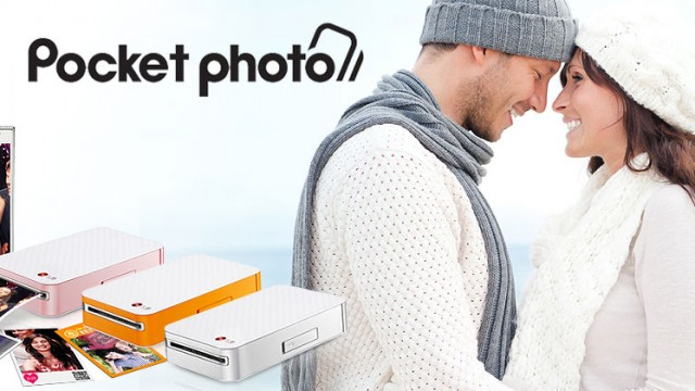 LG Pocket Printer