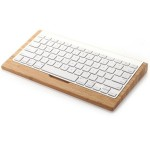 Original-Samdi-Wooden-Keyboard-Holder-For-iMac-Mac-Mini-PC-Computer-Removable-Natural-Wood-Bamboo-Keyboard